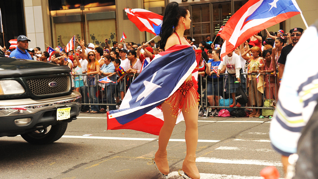 Opinion The Puerto Rican Day Parade An Exercise In Outdated