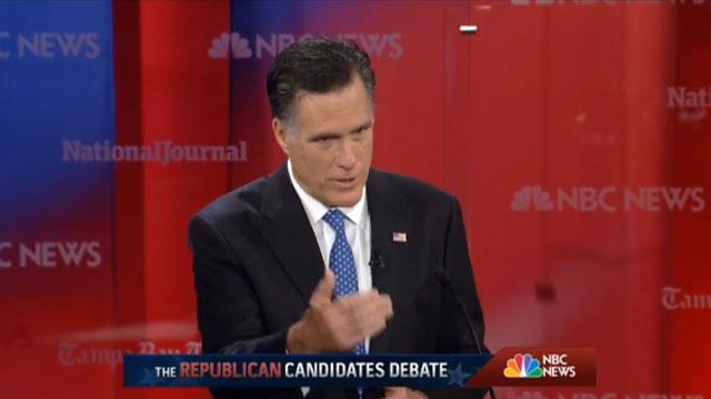 Romney gaffe