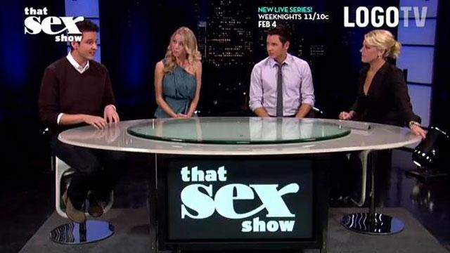 PHOTO:That Sex Show on Logo