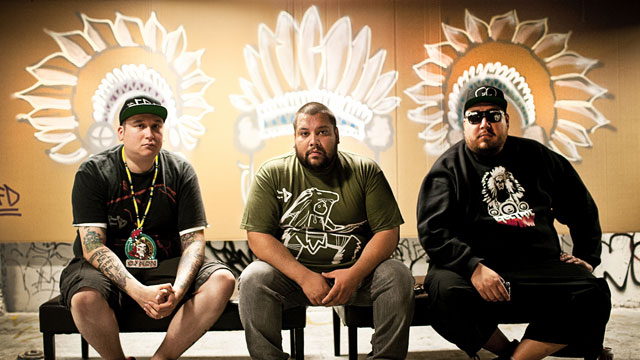 PHOTO: Tribe Called Red