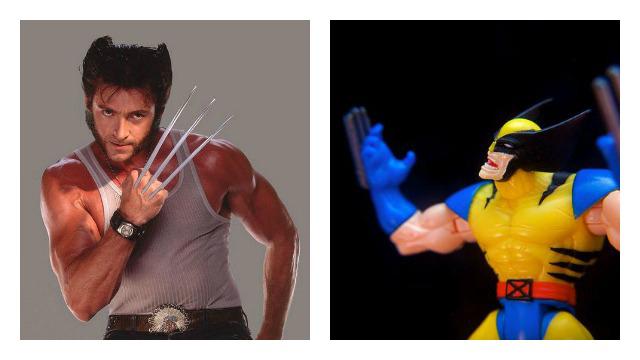 PHOTO:Hugh Jackman as Wolverine
