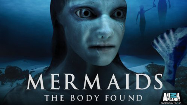 """PHOTO:Animal Planet sparked the mermaid discussion again when they released """"Mermaids: The Body Found"""" last year."""