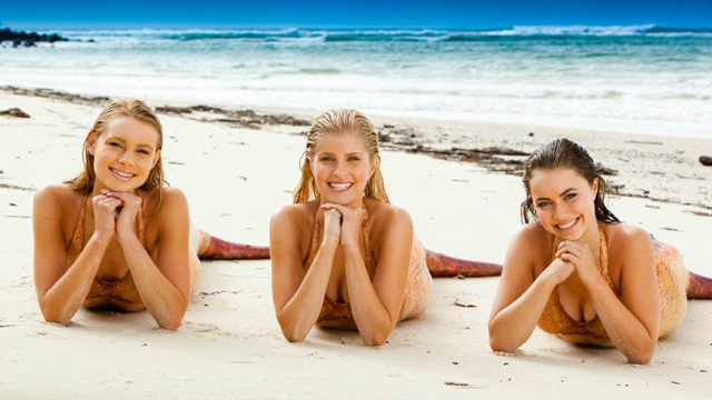 PHOTO:Are mermaids the new vampires & zombies? Netflix picks up an Australian live-action mermaid show that leads us to think they're the next big thing.