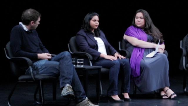 PHOTO:Ruchi Sanghvi, Facebooks first female engineer, talks worker visas