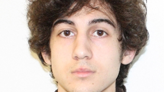 PHOTO: In this image released by the Federal Bureau of Investigation (FBI) on April 19, 2013, Dzhokhar Tsarnaev, 19-years-old, a suspect in the Boston Marathon bombing is seen.