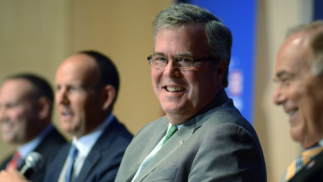PHOTO:Bush