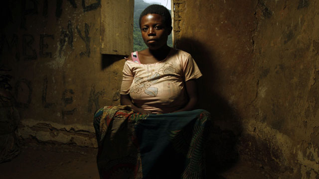PHOTO:Children comprise up to 80 percent of rape victims in some conflict zones. Tantini Kahindus, 16, village was attacked on July 30, 2010, by the Democratic Forces for the Liberation of Rwanda (FDLR), who raped hundreds.