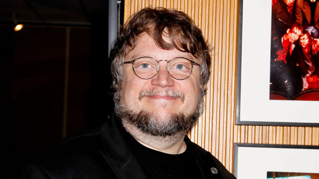 PHOTO: Writer/Director Guillermo del Toro