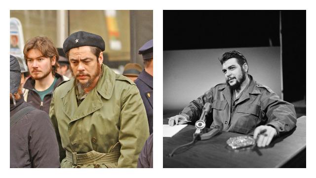 PHOTO:Benicio del Toro as Che Guevara