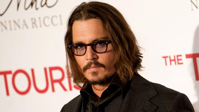 PHOTO:Johnny Depp