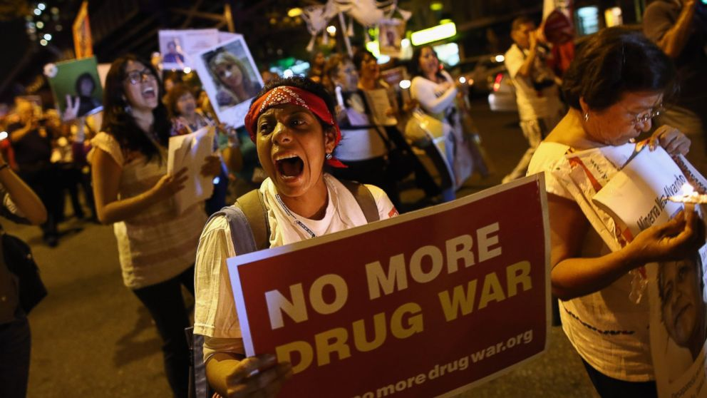mexican drugs war solution In fact the war on drugs has been a disaster nor would it automatically cure failed states like afghanistan our solution is a messy one.