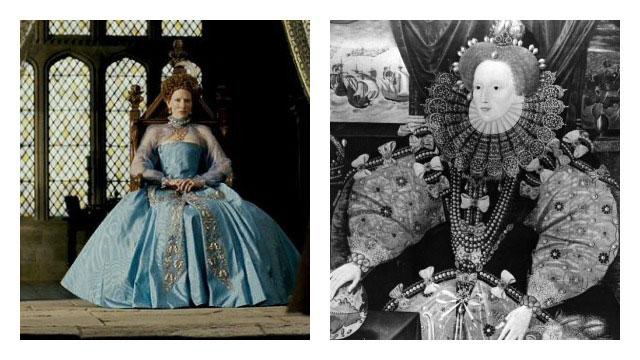 PHOTO:Cate Blanchett as Queen Elizabeth I