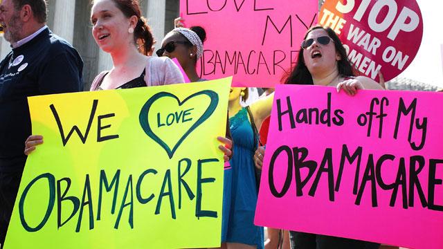 PHOTO:obamacare