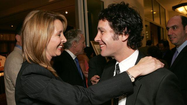 PHOTO:Lisa Kudrow and Paul Rudd