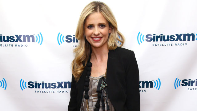 PHOTO:  Actress Sarah Michelle Gellar