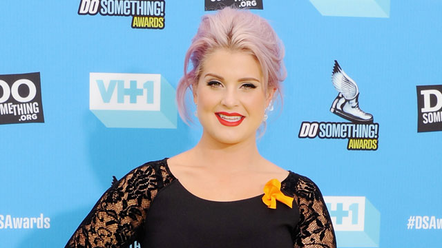 PHOTO:Kelly Osbourne at the 2013 Do Something Awards in Hollywood, California on July 31, 2013.