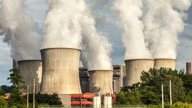 PHOTO:power plant