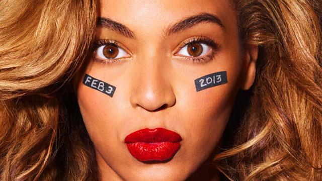 PHOTO:Beyonce Superbowl