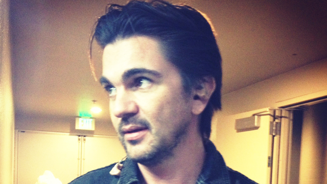 PHOTO:Juanes kicked off his summer tour in Bakersfield, California on May 17, 2013.