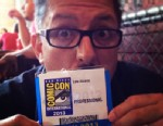 "PHOTO: Comic book and Comic-Con veteran Lalo Alcaraz is a ""professional."""