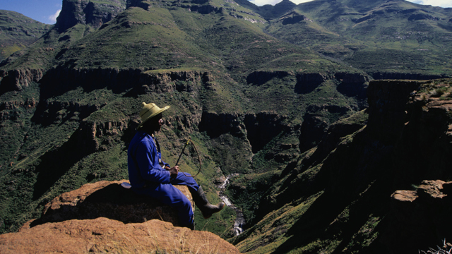 PHOTO:Di Jones Malealealodge Lesotho/ Getty Images