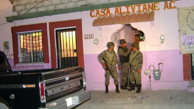 Weapons used in a massacre in El Aliviane rehabilitation center in Mexico in which 18 people were killed, are linked to Operation Fast and Furious.