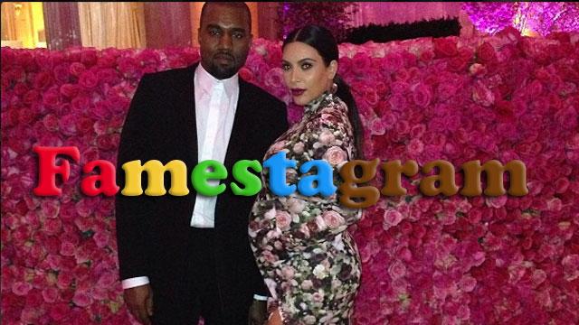 PHOTO:A post from Kim Kardashians Instagram