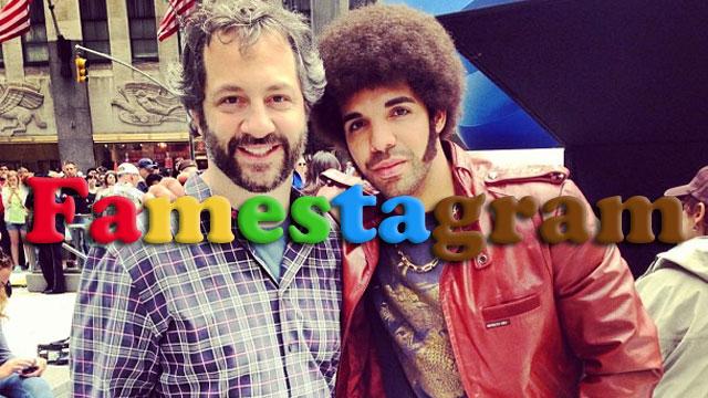 PHOTO:Famestagram: recapping celebrities week through Instagram.