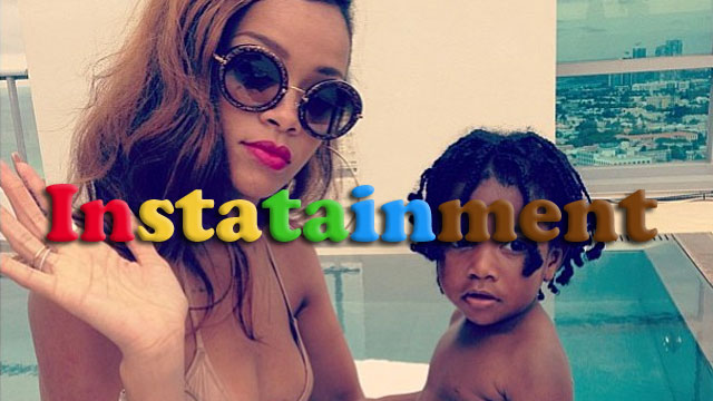 PHOTO:Instatainment, a weekly recap of what celebrities are up to via Instagram.