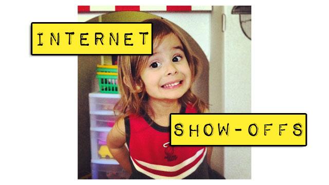 PHOTO:Internet Show-offs: Sports Fandom Online