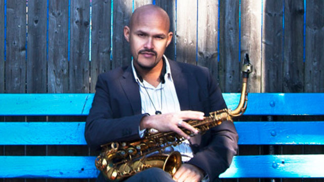 PHOTO: Saxophonist Miguel Zenón is one of the countless musicians influenced by the Fort Apache Band.