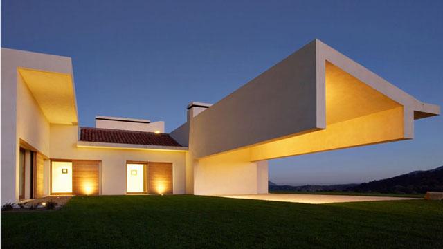 Zinedine Zidane's home designed by Joaquín Torres