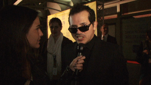 PHOTO:John Leguizamo at the Miami International Film Festival