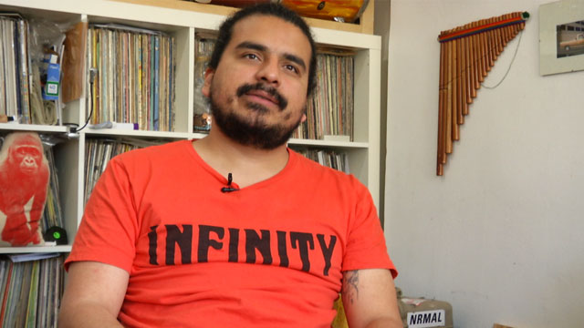 PHOTO:Roberto Carlos Lange is the man behind Helado Negro music.
