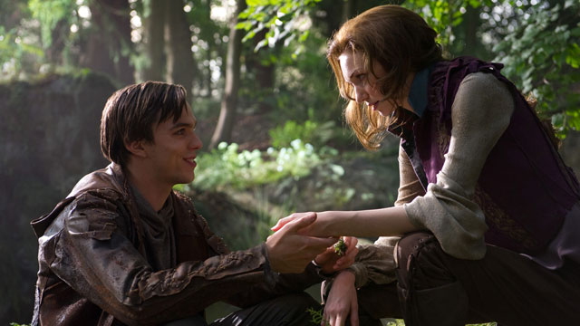 PHOTO: A scene from the movie Jack The Giant Slayer starring Nicholas Hoult.