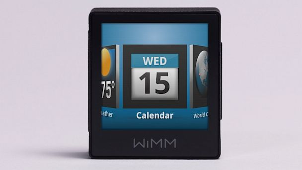 PHOTO: Wimm Smartwatch