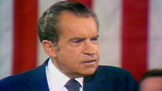 VIDEO: Nixon State of the Union 1974