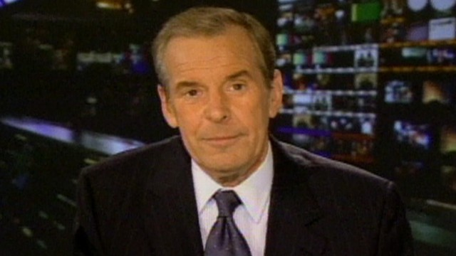 4/5/05: Peter Jennings' Lung Cancer Announcement