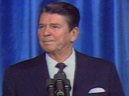 VIDEO: Reagan Calls Soviet Union an Evil Empire