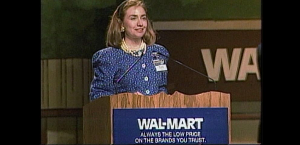 VIDEO: Videos reveal Wal-Mart board meetings, attended by the presidential hopeful.