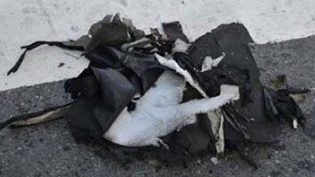 PHOTO: Images provided to law enforcement regarding Boston Marathon bombing.