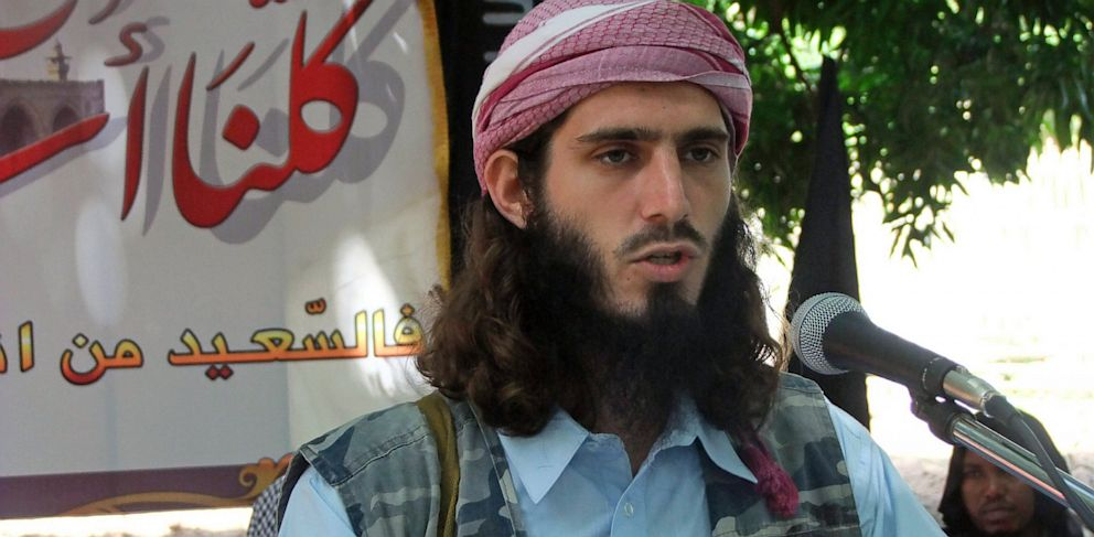 PHOTO: American-born Islamist militant Omar Hammami