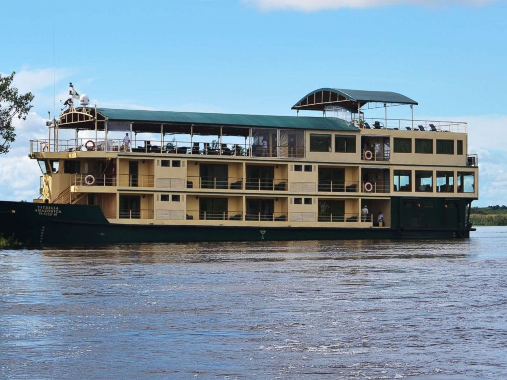 PHOTO: The cruise was run by an Alabama-based company called International Expeditions.