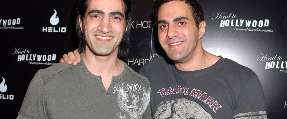 "PHOTO: Dr. Michael Omidi and Julian Omidi attend the ""The Head To Hollywood"" Celebrity Reception and Carmen Electras Official After Party at Body English at The Hard Rock Hotel and Casino/Body English in Las Vegas, June 3, 2006."