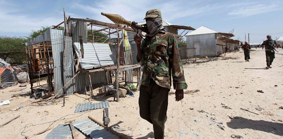 PHOTO: Al-Shabaab