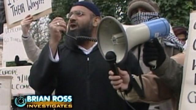 Radical Muslim cleric warns of potential royal wedding attacks.