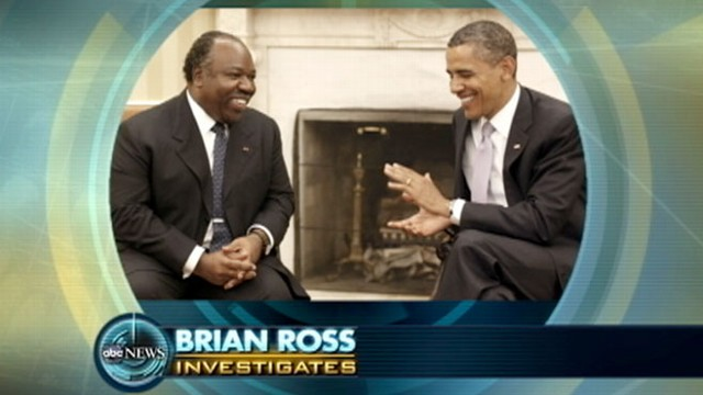 VIDEO: A controversial African leader scores a visit to the White House.