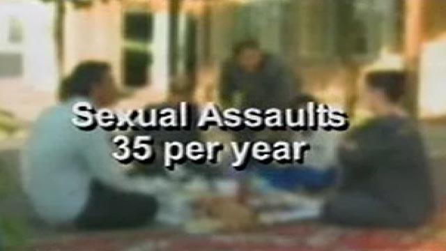PHOTO:Peace Corps Pulls Blame the Victim Rape Video After Women Complain