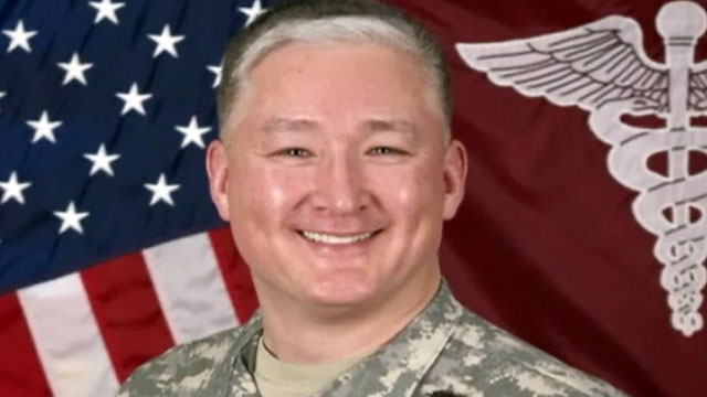 PHOTO: Col. Dallas Homas, seen in this undated file photo, was removed from the Fort Lewis base after concerns over PTSD diagnoses.