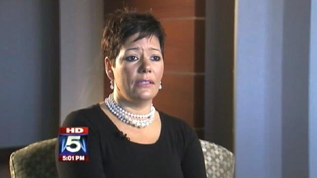 PHOTO: Atlanta businesswoman Ginger White